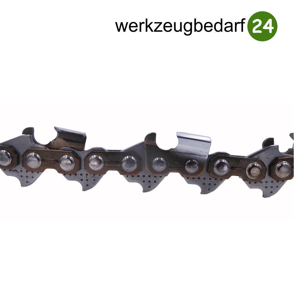 2 x Sägekette 38 cm für Kettensäge Echo 8000 CS-452VL CS-500VL CS-451VL