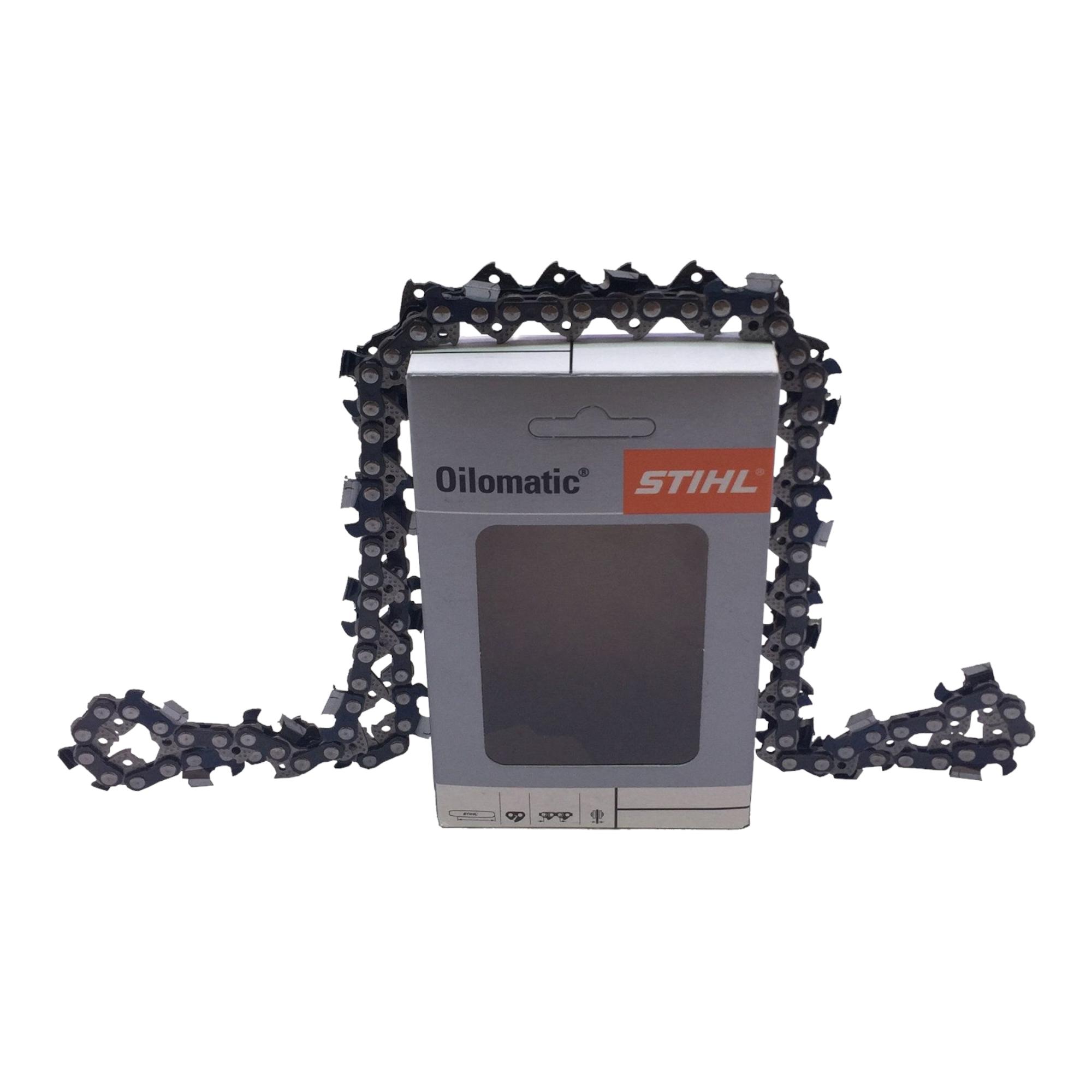 3 Stück Stihl Sägeketten Picco Micro 3 PM3 3//8P 1.3 mm 57 TG