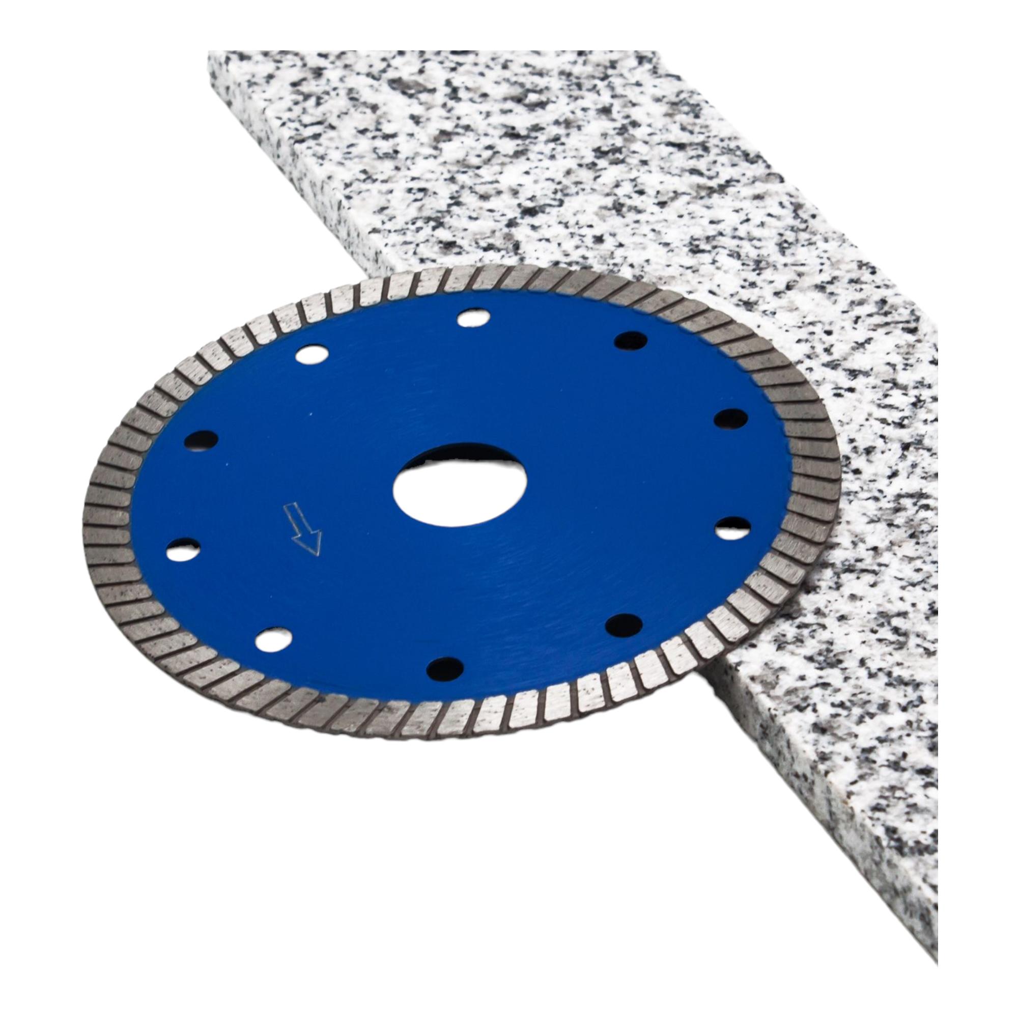 diamantscheibe fliesen premium turbo 125 mm granit. Black Bedroom Furniture Sets. Home Design Ideas