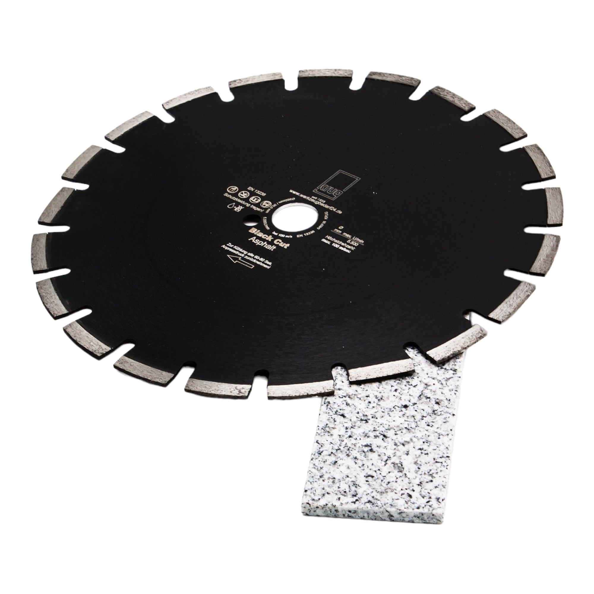 diamantscheibe black cut 400 25 4 mm f r beton granit klinker stein ebay. Black Bedroom Furniture Sets. Home Design Ideas
