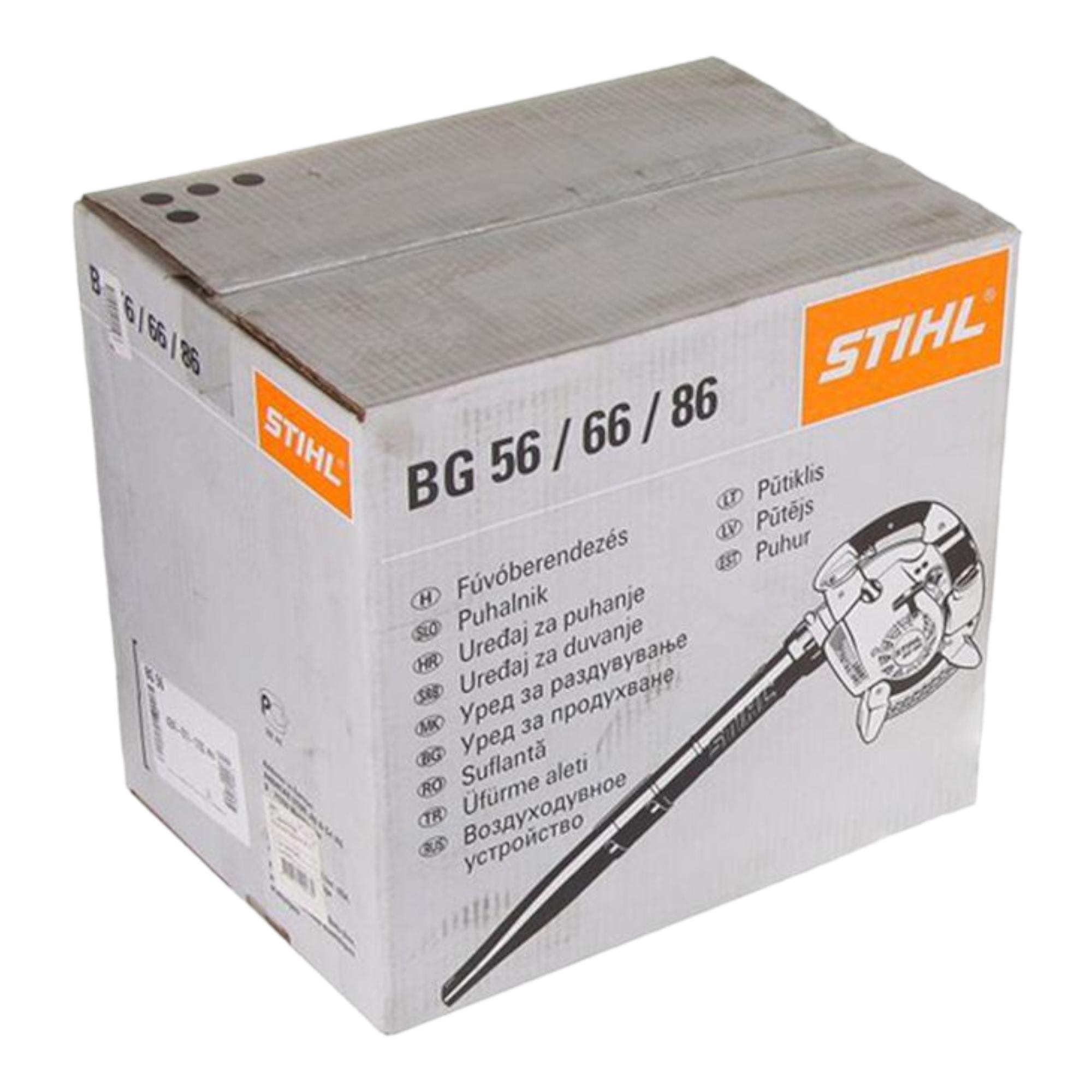 stihl gebläse bg 56 handlicher laubbläser 0,7 kw - werkzeugbedarf24.de